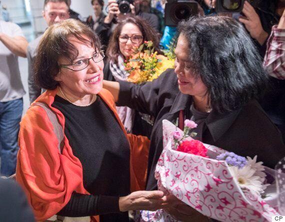 Homa Hoodfar, Canadian-Iranian Professor, Says It's 'Wonderful' To Be