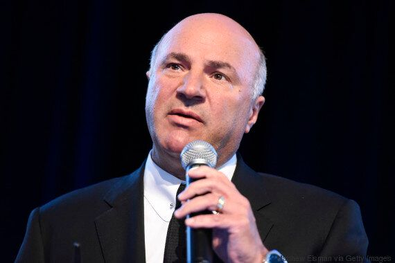 Kevin O'Leary Continues To Lay On American Boosterism By Praising 'King
