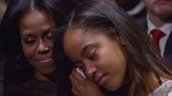Beautiful Reason Malia Was Moved To Tears During Dad's