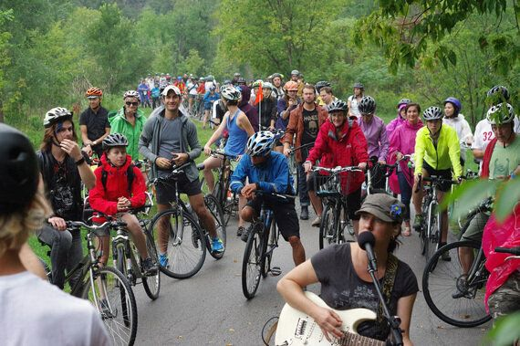 Pan Am Path Brings Torontonians Together To Celebrate Diversity, Nature And