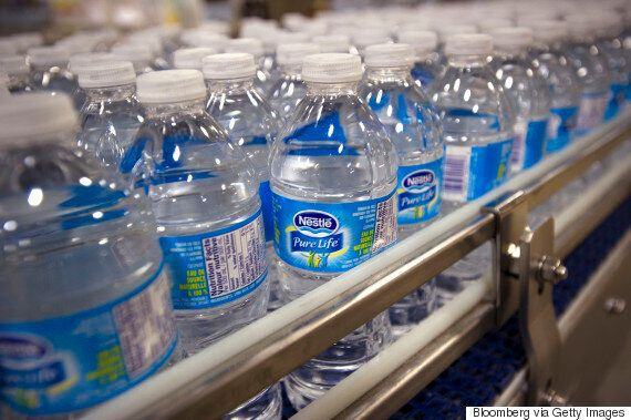 Liz Sandals, Ontario Treasury Board President, Says Nestle Water Controversy Based On