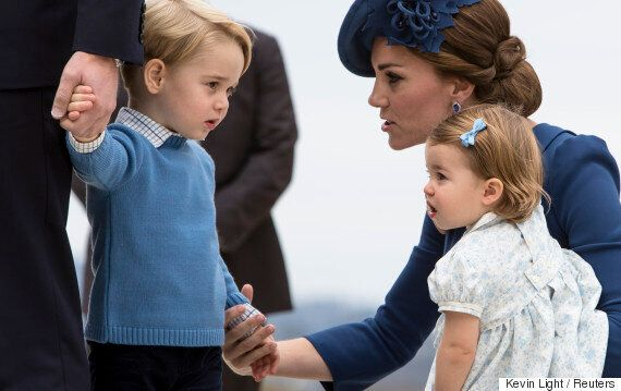 Royal Parenting Trick We All Need To