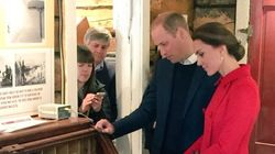 Duke & Duchess Of Cambridge Send Yukon's First Tweet Via