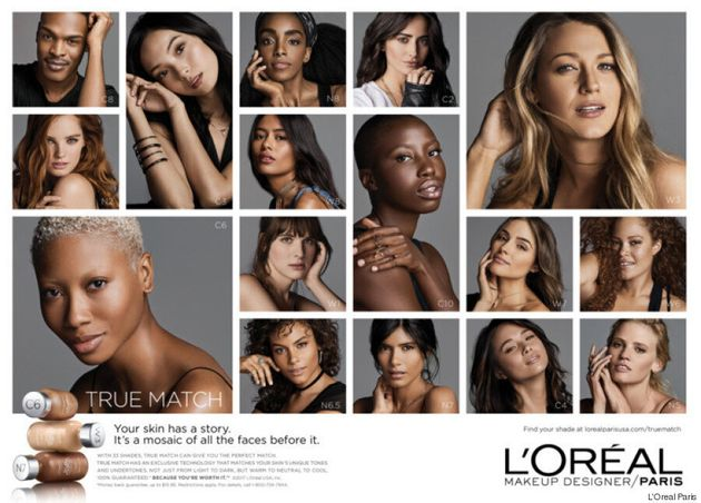L'Oréal Paris Debuts 'Your Skin, Your Story' Campaign Starring Hari Nef And Blake