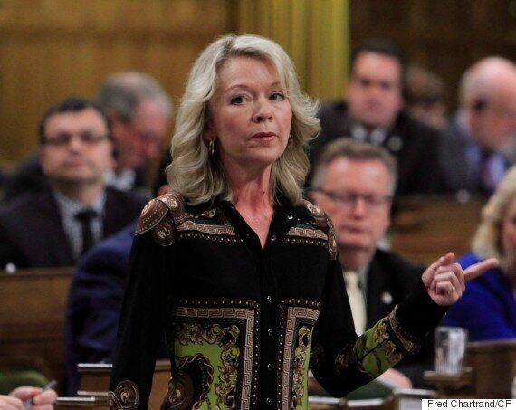 Candice Bergen: Trudeau Cabinet Shuffle Is Attempt To 'Change The Channel' From