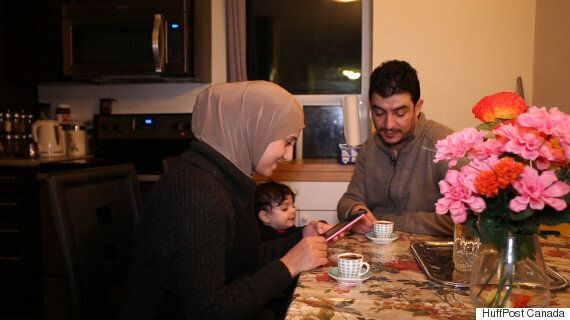 Some Syrian Refugees Lose Government Aid After A Year. What's