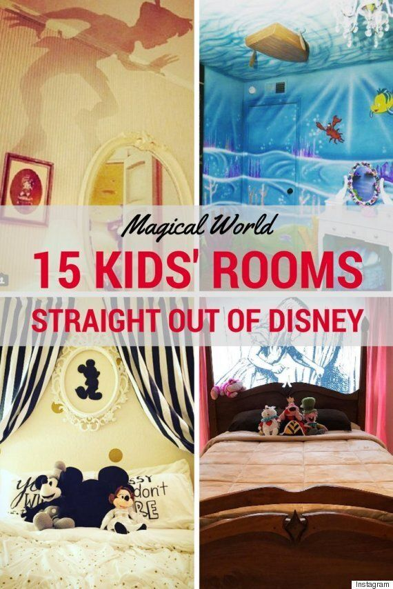 Kids' Bedrooms Straight Out Of