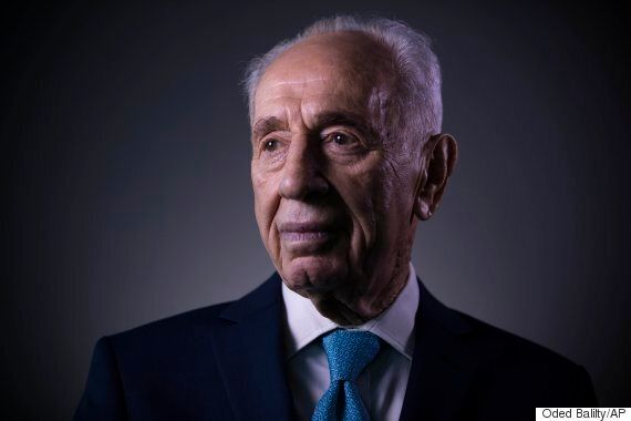 Trudeau: Shimon Peres Was 'Real Friend To Canada,' Man Of