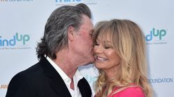 Goldie Hawn Reveals Why She And Kurt Russell Never