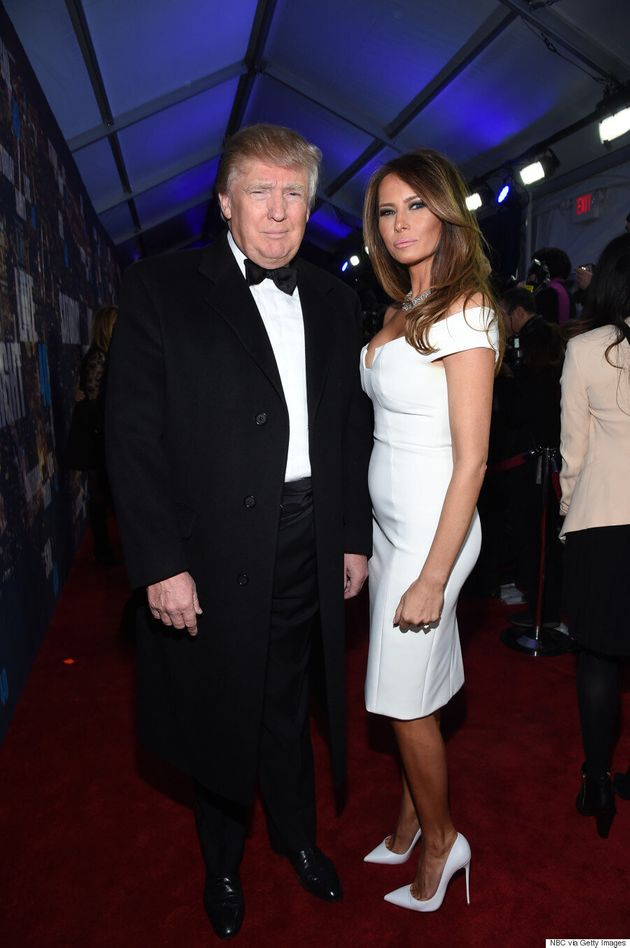 Donald Trump Says The Inauguration Is Causing A Dress Shortage In