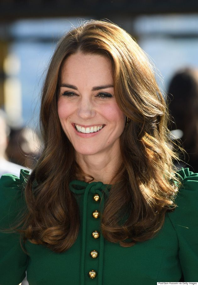 Kate Middleton Wears Dolce & Gabbana To Visit UBCO Before Heading To