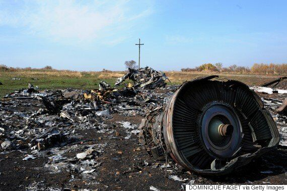 MH17 Investigation Finds Strong Evidence Missile From Russia Brought Down