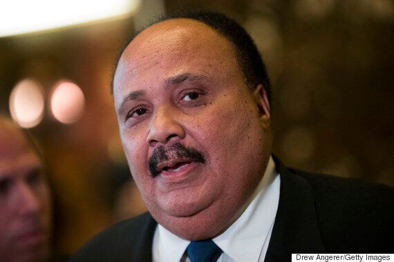 Martin Luther King III Praises Canada As A 'North Star' Of