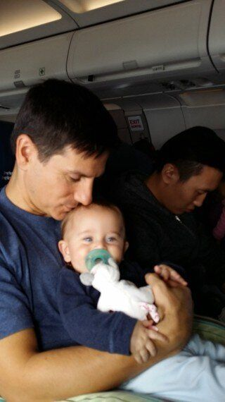 10 Flying-With-Kids Dos And