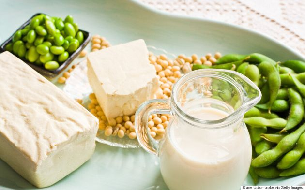 Breast Cancer Study Finds Women Who Consume Soy Are More Likely To