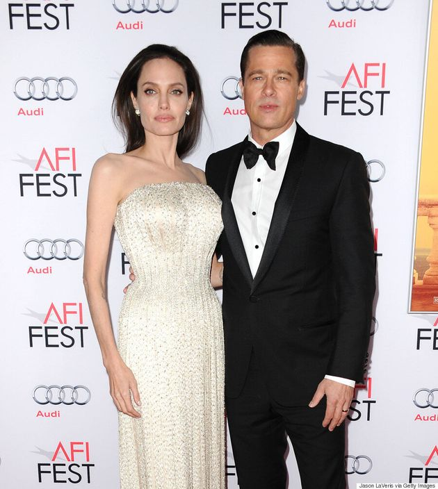 Brad Pitt And Angelina Jolie Release Joint Divorce