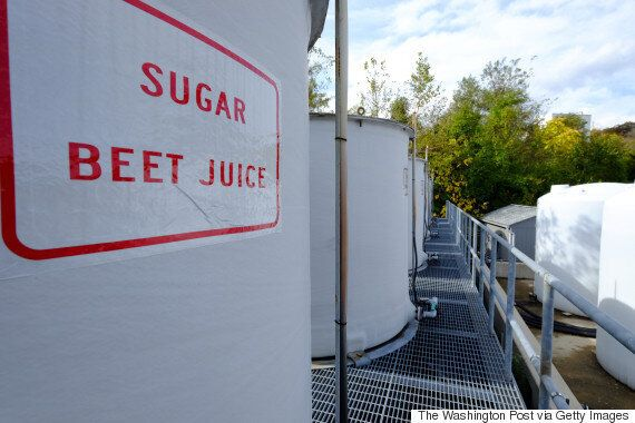 Beet Juice Is Helping Keep Canadian Municipalities
