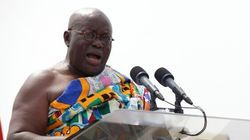Ghana's New President Plagiarized Parts Of U.S. Inauguration