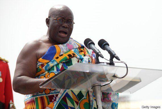 Ghanaian President Nana Akufo-Addo Copied Parts Of U.S. Inauguration Addresses In