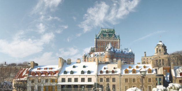 We Know Exactly Why Quebec City Was Named Culture City Of