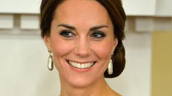 Maple Leaf Brooch Worn By Kate Middleton Has A Canadian