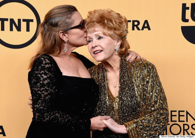 Golden Globes Carrie Fisher And Debbie Reynolds Tribute Will Make You