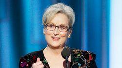 All Hail Meryl Streep For Her Golden Globes