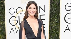 All The Looks From The 2017 Golden Globes Red