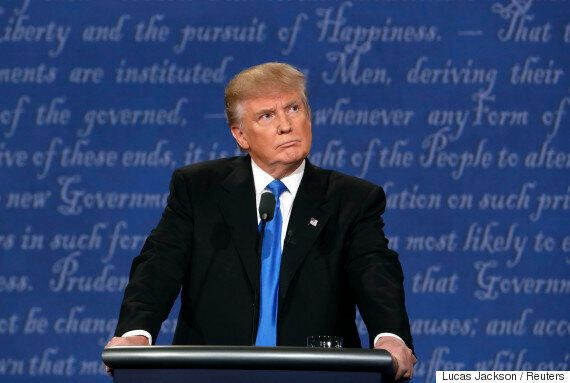 Donald Trump's Sniffles During 1st Presidential Debate Spark Jokes