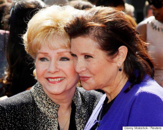 Carrie Fisher, Debbie Reynolds Buried Together In Hollywood Hills