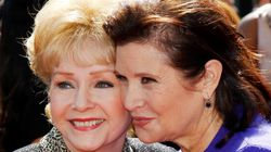 Carrie Fisher And Debbie Reynolds Are Buried