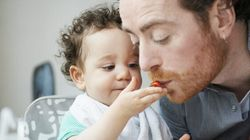 Easy Ways New Dads Can Fight Weight