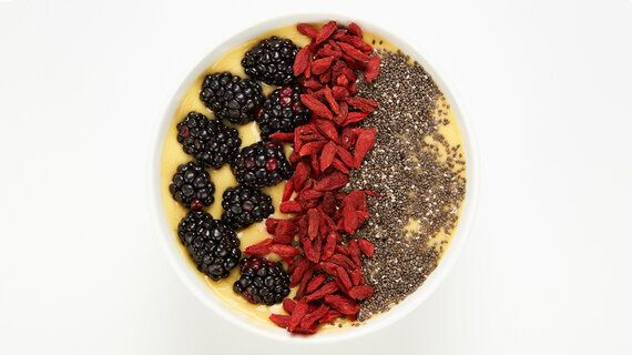 5 Smoothie Bowl Recipes For A Smooth Start To