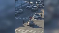 Toronto Police End Car-Stomping Spree Without Firing A