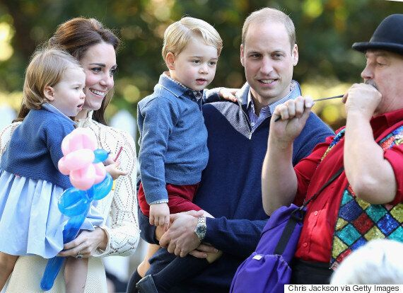 Royal Family Photo: Duke And Duchess Reveal Their Adorably Candid Christmas