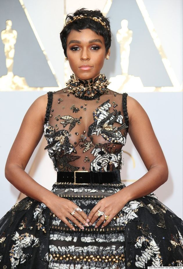 Janelle Monáe Won't Stand For Your Period