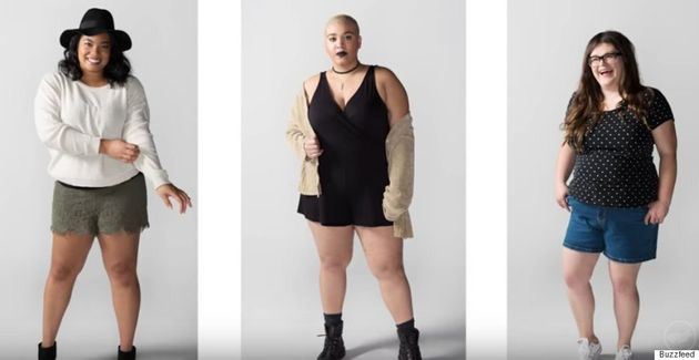 These Plus-Size Women Break Fashion Rules For A