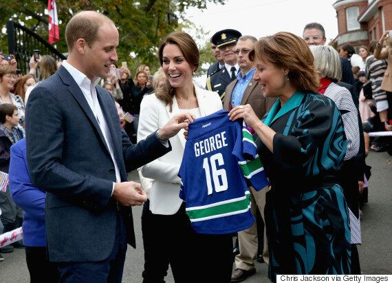 Royal Tour 2016: RCMP Costs For Royal Visit Came To $2