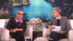 Ellen DeGeneres Pays Sweet Tribute To Carrie