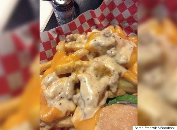 Washington Capitals Tried To Pass This Off As Poutine, And Canadians Spoke