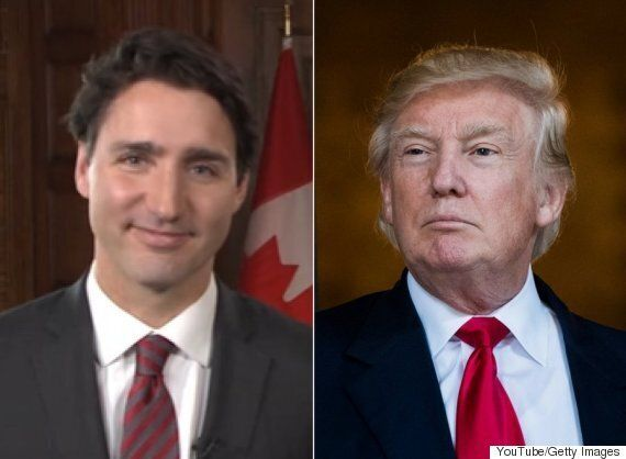 Trudeau Government Responds To Trump 'Big Border Tax' Threat With Friendly
