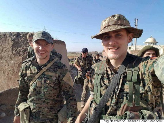 Nazzareno Tassone Of Ontario Dies While Fighting ISIS In
