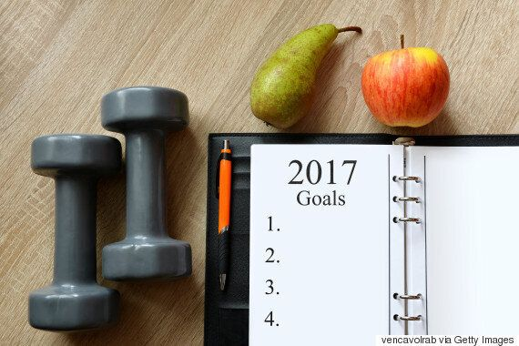 Achieve Your New Year's Fitness Resolutions With These