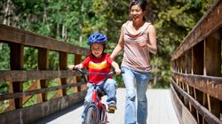 No Family Is Too Busy For Exercise. Here's