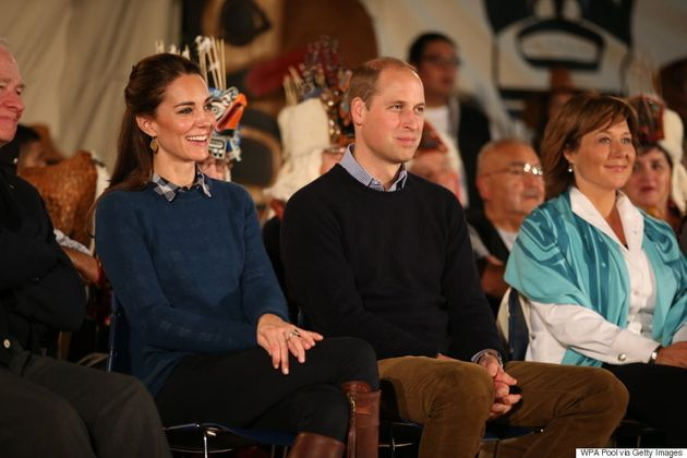 Royal Visit 2016: Kate Middleton Wears Canadian-Designed Earrings During Visit To The Heiltsuk Nation...