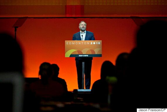 Robert Fox, NDP National Director, Says Leadership Race Will Energize Party In