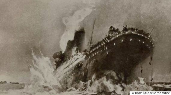 Titanic Sinking Theory Claims A Massive Fire Led To The Ocean Liner's