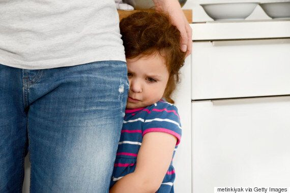 My Daughter Is Shy, And That's Perfectly OK With
