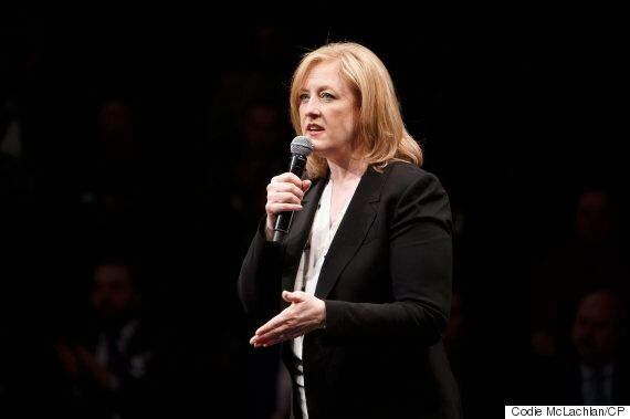 Lisa Raitt Suggests It's Time For Some Tory Leadership Contenders To Drop