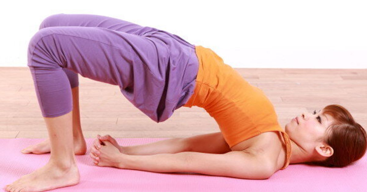 Yoga For Constipation: 3 Moves That Will Give You Relief ...